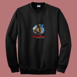 Always Sunny Reynolds First Blood Danny Devito 80s Sweatshirt