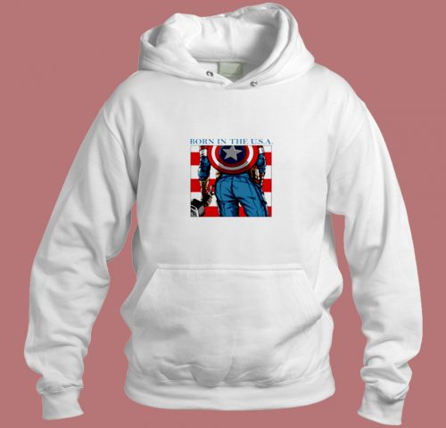 Americas Ass Aesthetic Hoodie Style