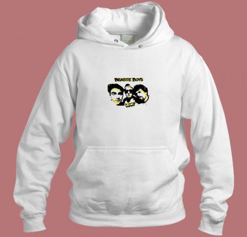 Beastie Boys So Whatcha Want Logo Aesthetic Hoodie Style
