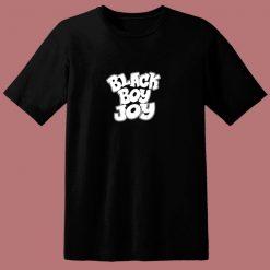 Black Boy Joy 80s T Shirt