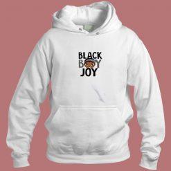 Black Boy Joy Cartoon Aesthetic Hoodie Style