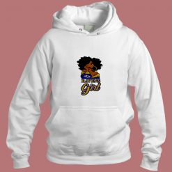 Black Girl Baltimore Ravens Aesthetic Hoodie Style