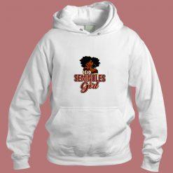 Black Girl Florida State Seminoles Aesthetic Hoodie Style