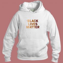 Black Lives Matter Aesthetic Hoodie Style