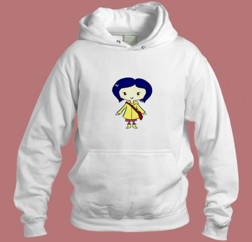 Coraline Lil Cutie Aesthetic Hoodie Style