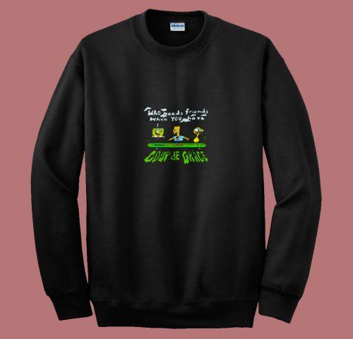 Coup De Grace 80s Sweatshirt