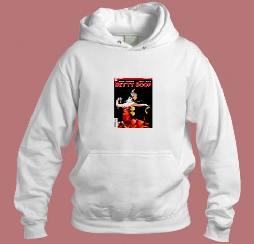 Cover 1 Betty Boop Aesthetic Hoodie Style