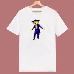 Frog The Masked Singer 80s T Shirt