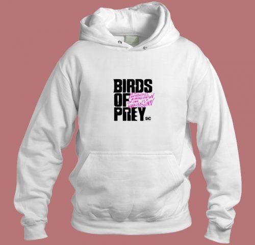 Harley Quinn Birds Of Prey Movie Logo Aesthetic Hoodie Style