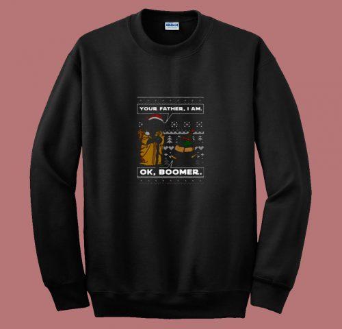 Im Not In Danger I Am The Danger Shirt 80s Sweatshirt