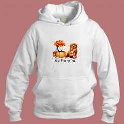 Its Fall Yall Goldendoodle Aesthetic Hoodie Style