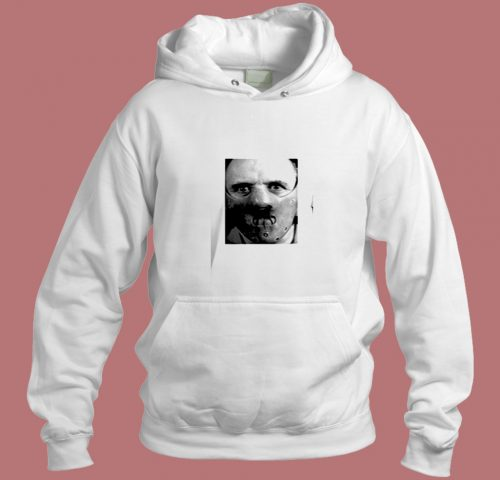 Rule Big And Tall Silence Of The Lambs Hannibal Lecter Aesthetic Hoodie Style