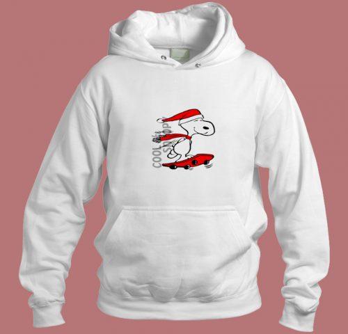Snoopy Aesthetic Hoodie Style