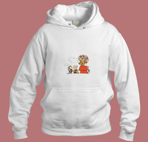 Some Peanuts Up There Aesthetic Hoodie Style