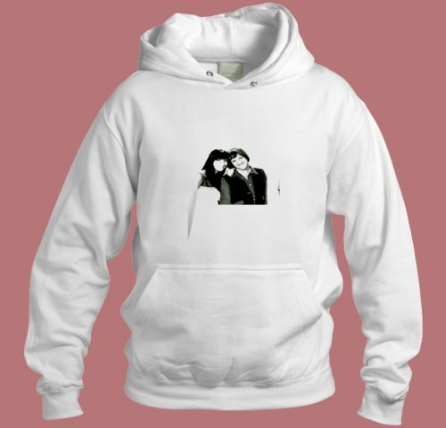Sonny And Cher Photo Aesthetic Hoodie Style