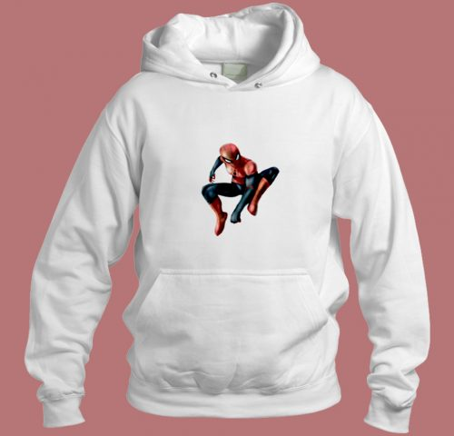 Spiderman Far From Home Aesthetic Hoodie Style