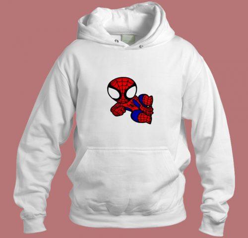 Spidey Kid Aesthetic Hoodie Style