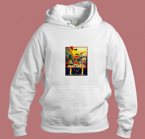 Spongebob Squarepants Sweet Victory Aesthetic Hoodie Style