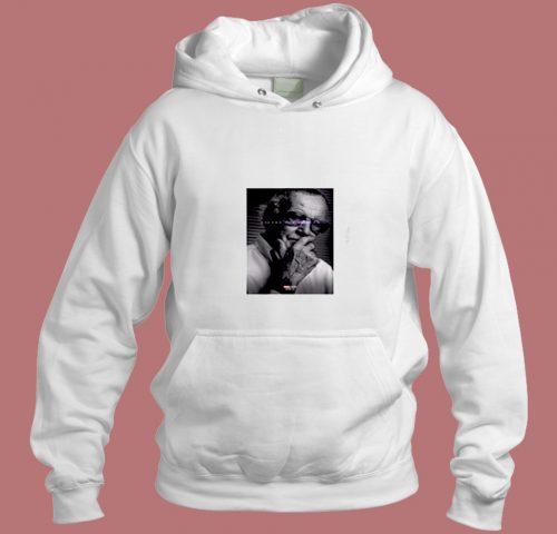 Stan Lee Avenger The Fallen Aesthetic Hoodie Style