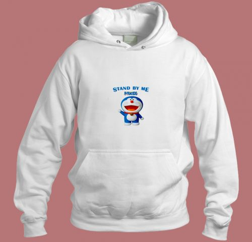 Stand By Me Doraemon The Movies Aesthetic Hoodie Style