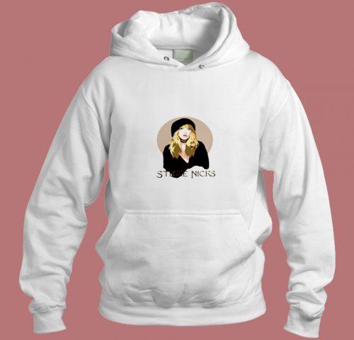 Stevie Nicks Aesthetic Hoodie Style
