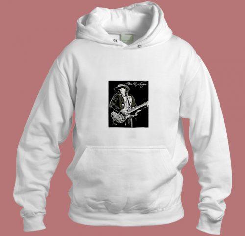 Stevie Ray Vaughan Music Aesthetic Hoodie Style