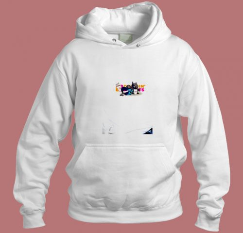 Stitch And Toothless Dunkin Donuts Aesthetic Hoodie Style