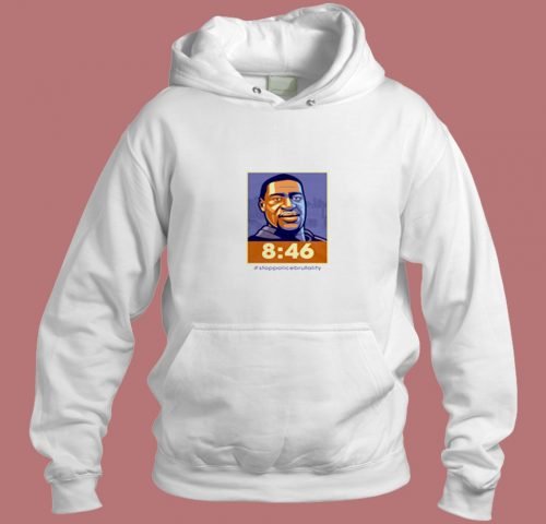 Stop Police Brutality Aesthetic Hoodie Style