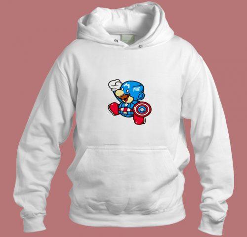 Super Jump Cap Aesthetic Hoodie Style