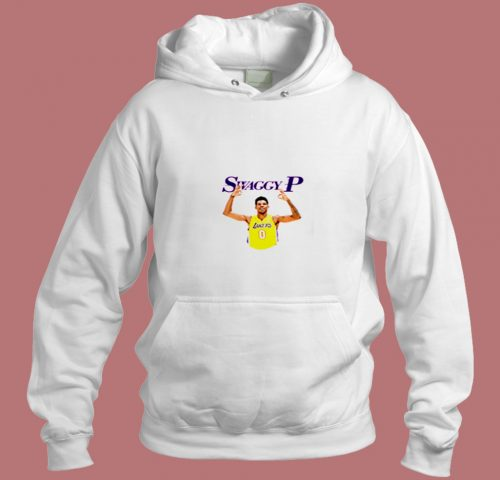 Swaggy P Nick Young Basketball La Sports Aesthetic Hoodie Style
