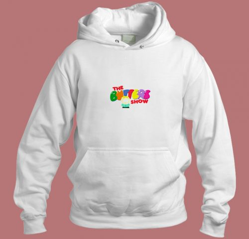 The Butters Show Aesthetic Hoodie Style