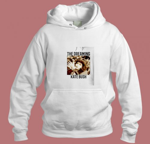 The Dreaming Kate Bush Aesthetic Hoodie Style