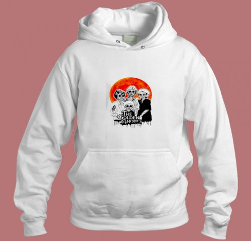 The Golden Ghouls Aesthetic Hoodie Style