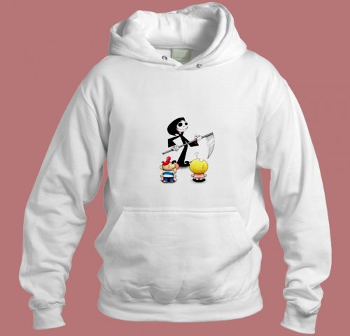 The Grim Adventures Of Jack Aesthetic Hoodie Style