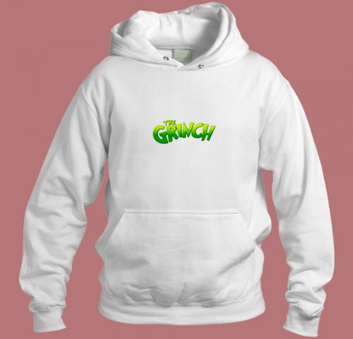 The Grinch Movie Inspired Christmas Aesthetic Hoodie Style