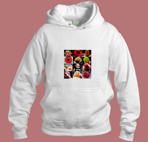 The Many Hairstyles Of The Worm Dennis Rodman Chicago Bulls Aesthetic Hoodie Style
