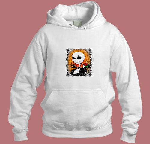 The Nightmare Before Christmas Jack Aesthetic Hoodie Style