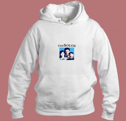 The Solos Aesthetic Hoodie Style
