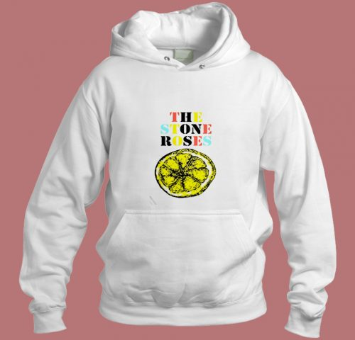The Stone Roses Band Aesthetic Hoodie Style