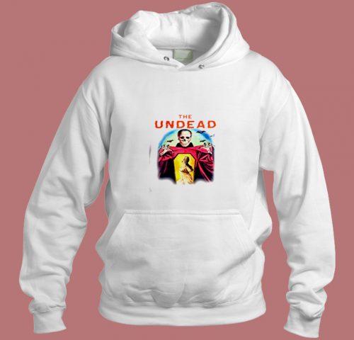 The Undead Film Sweatshirt Aesthetic Hoodie Style