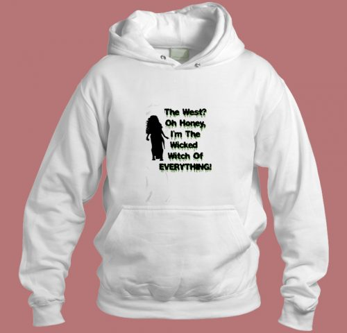 The West Oh Honey Aesthetic Hoodie Style