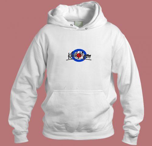 The Who Mod Logo Keith Moon Aesthetic Hoodie Style