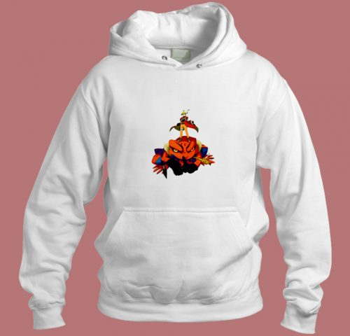 This Design Was Inspired By Uzumaki Naruto Character Aesthetic Hoodie Style