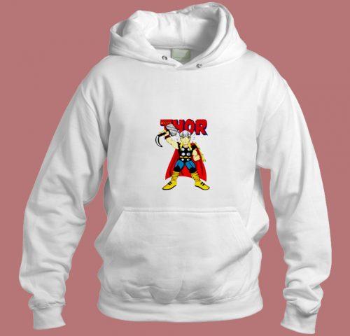 Thor Aesthetic Hoodie Style