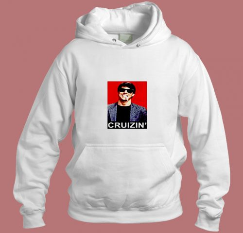 Tom Cruise Cruizin Aesthetic Hoodie Style
