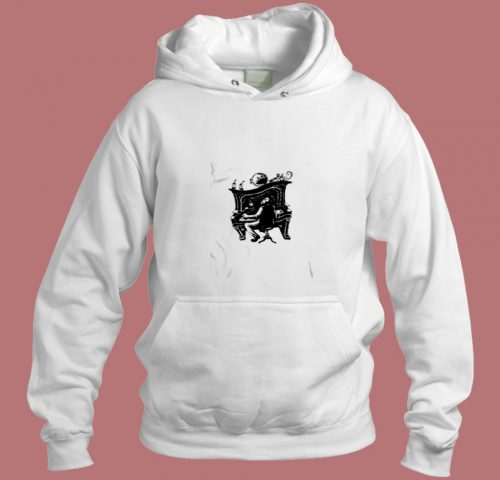 Tom Waits The Piano Has Been Drinking Aesthetic Hoodie Style