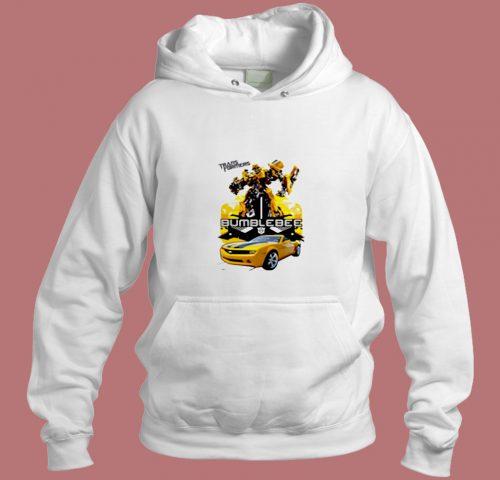 Transformers – Bumblebee Aesthetic Hoodie Style