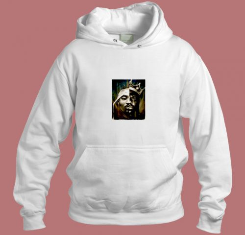 Tupac Shakur X Biggie The Notorious Aesthetic Hoodie Style