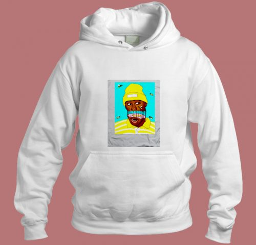 Tylor The Creator Bees Aesthetic Hoodie Style