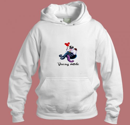 Ursula Vacay Mode Balloon Mickey Mouse Aesthetic Hoodie Style